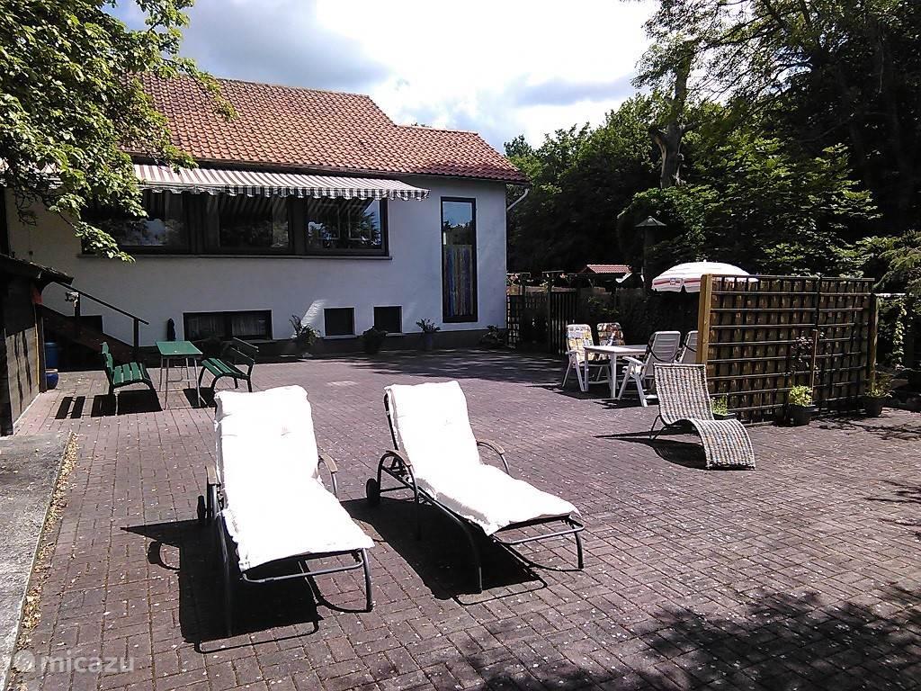 ferienhaus luxus ferien schinderhannes in bad sobernheim hunsr ck deutschland mieten micazu. Black Bedroom Furniture Sets. Home Design Ideas