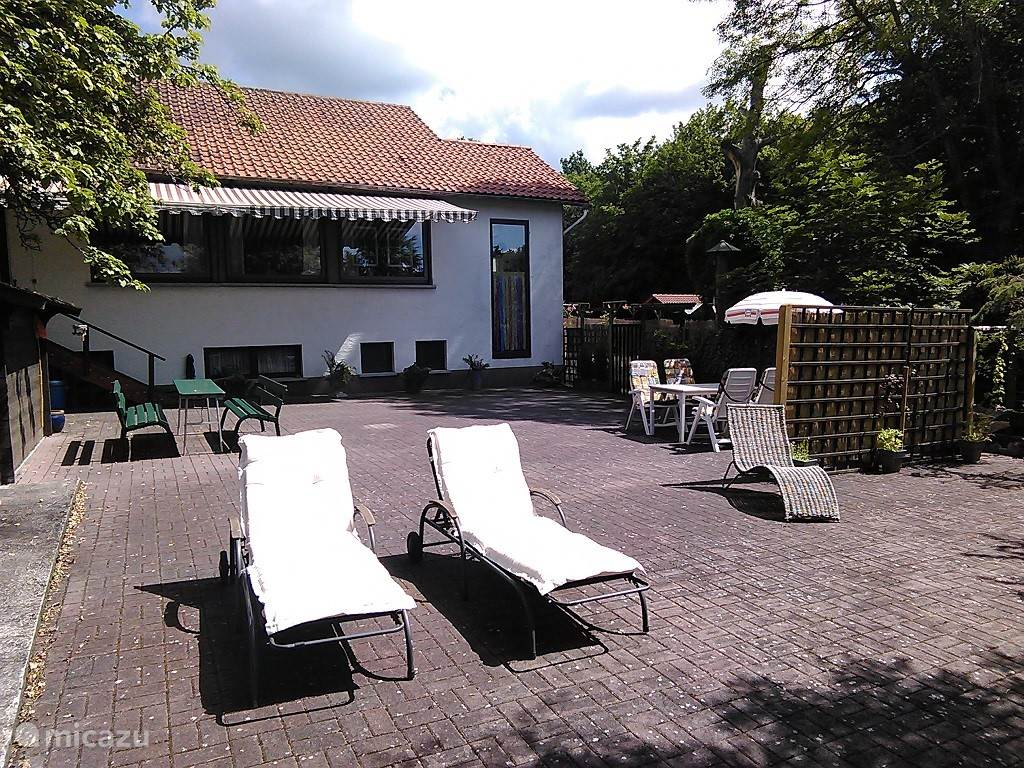 Vacation rental Germany, Hunsrück, Bad Sobernheim holiday house Schinderhannes