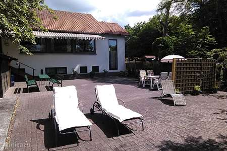 Vacation rental Germany – holiday house Luxury holiday home 'Schinderhannes'