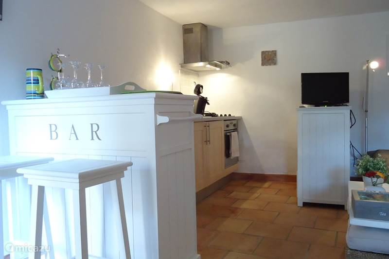 Vacation rental France, French Riviera,  Le Plan-de-la-Tour Studio Hameau des Claudins no. 8 Gassine