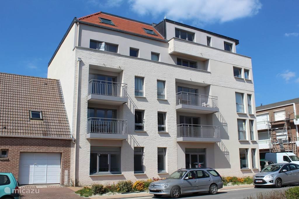 Vakantiehuis Frankrijk, Nord-Pas-de-Calais, Bray-Dunes - appartement Appt.4 pers met ondergrondse parking
