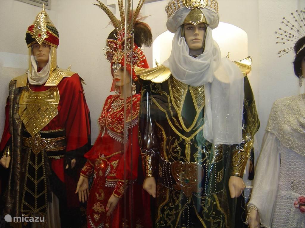 Museum in Calpe van de Moros y Christianos, Fallas één van de grootste evenementen in de regio Valencia waaronder ook in Calpe