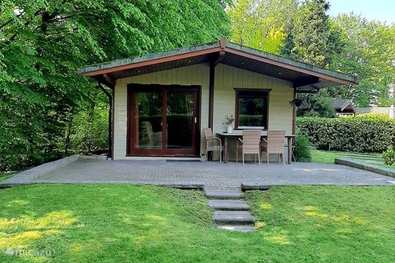 Vakantiehuis Nederland, Gelderland, Winterswijk Chalet Boszicht