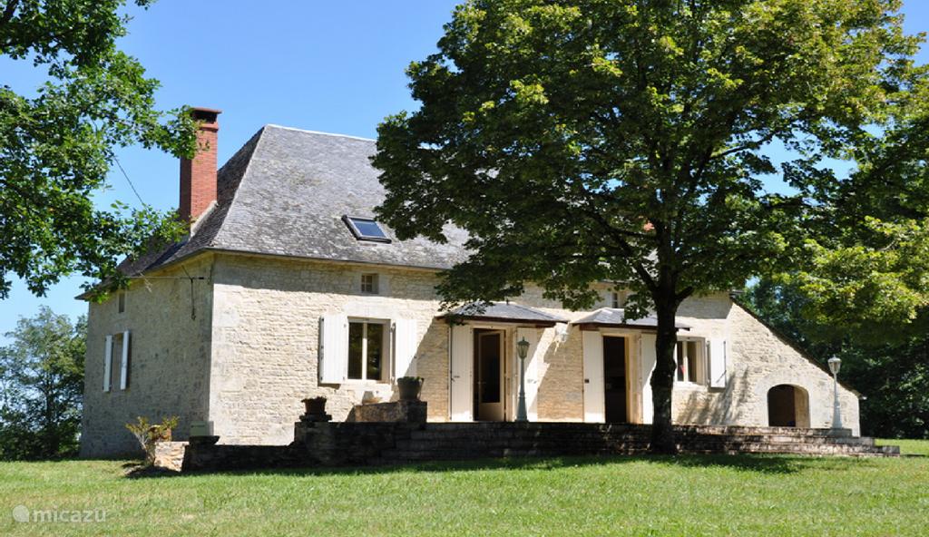 Vakantiehuis Frankrijk, Dordogne, Bosbarat Villa Gatou