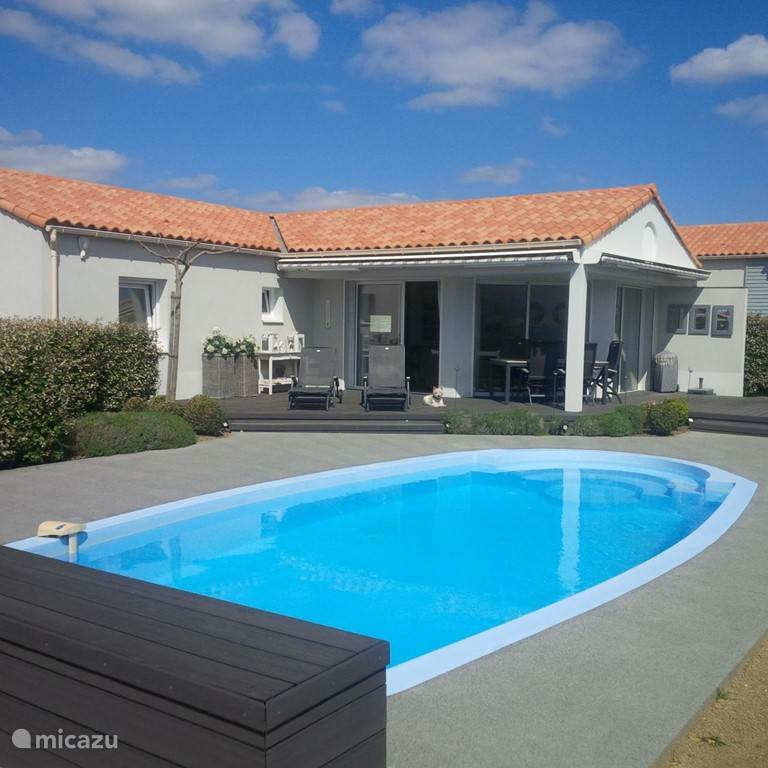 Vacation rental France, Vendee, Château-d'Olonne villa Cozy Villa Vendee 19