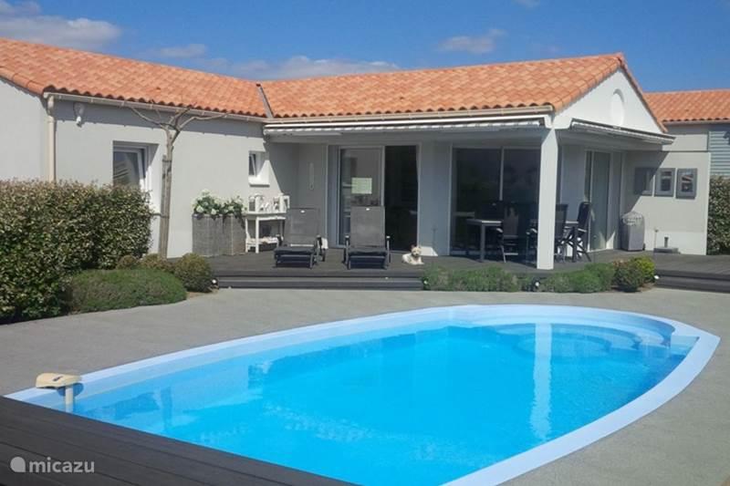 Vakantiehuis Frankrijk, Vendée, Château-d'Olonne Villa Sfeervolle Villa Vendee 19
