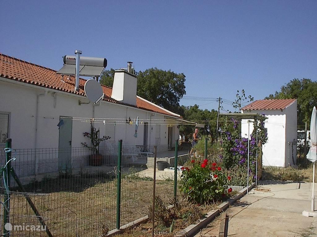 Vakantiehuis Portugal, Alentejo, Montemor-O-Novo Vakantiehuis Monte Alentejano