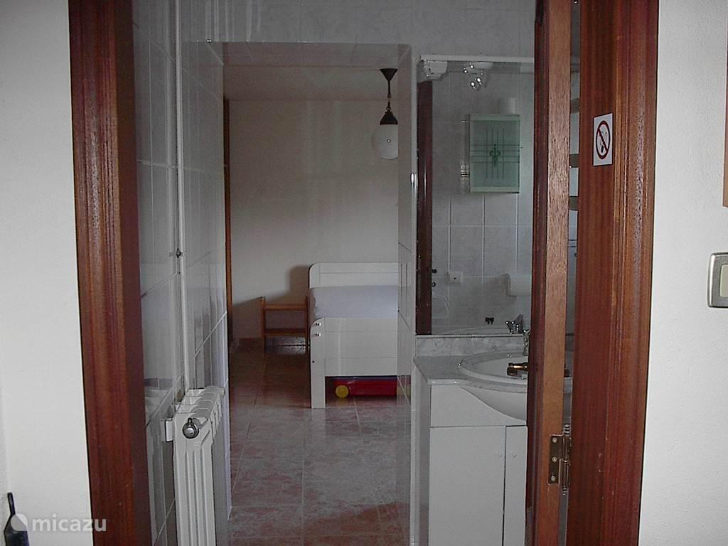 Badkamer naar masterbedroom
