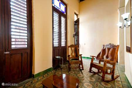 Vacation rental Cuba – townhouse Casa Guantanamera