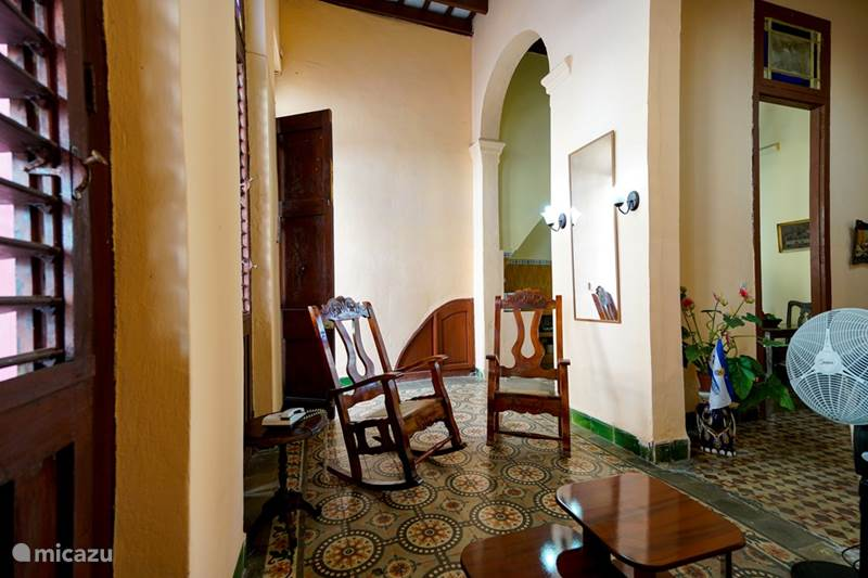 Vacation rental Cuba, West, Havana Townhouse Casa Guantanamera