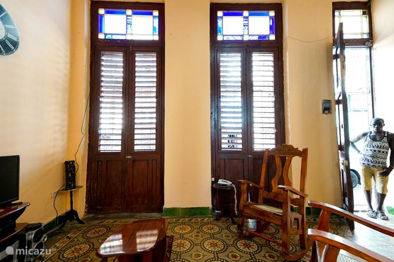 Vacation rental Cuba, West, Havana Townhouse Casa Guantanamera