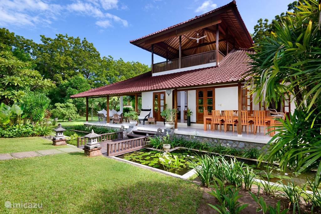 Vakantiehuis Indonesië, Bali, Pemuteran villa Villa Beten Bukit