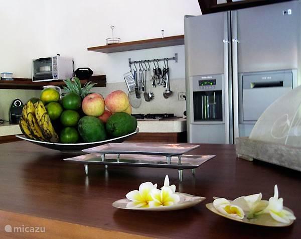 Details van de keuken