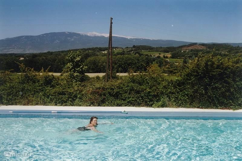 Vakantiehuis Frankrijk, Vaucluse, Mazan Villa Uniek uitzicht op de Mont Ventoux