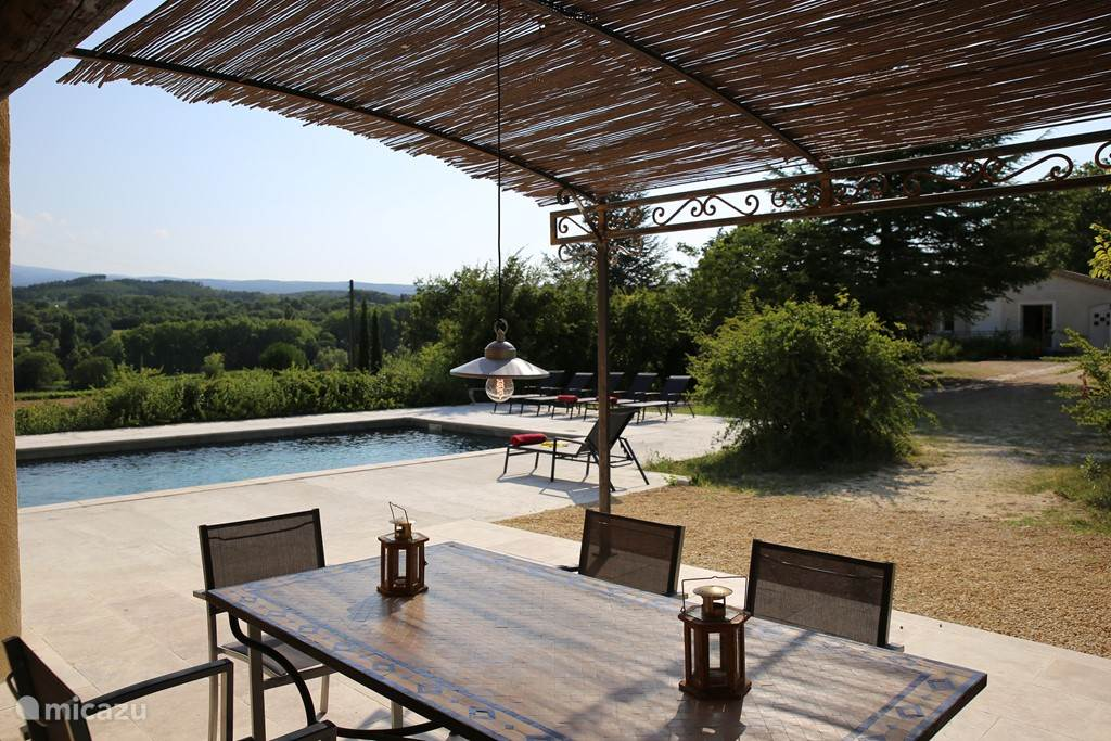 Vacation rental France, Provence, Mazan Villa Unique view of Mont Ventoux