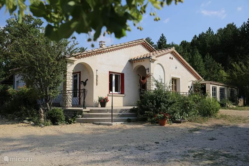 Villa Rental Mont Ventoux