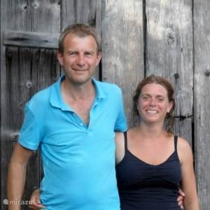 Nanko en Karin van Dijk
