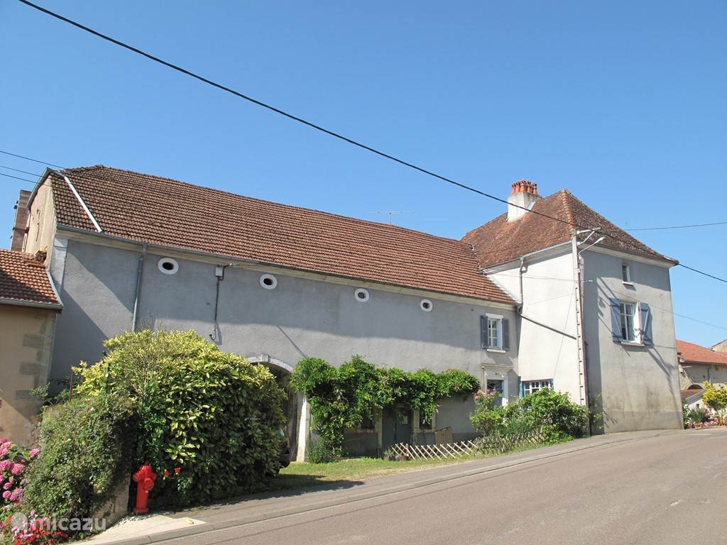 Vacation rental France, Vosges, Epinal farmhouse La Digue