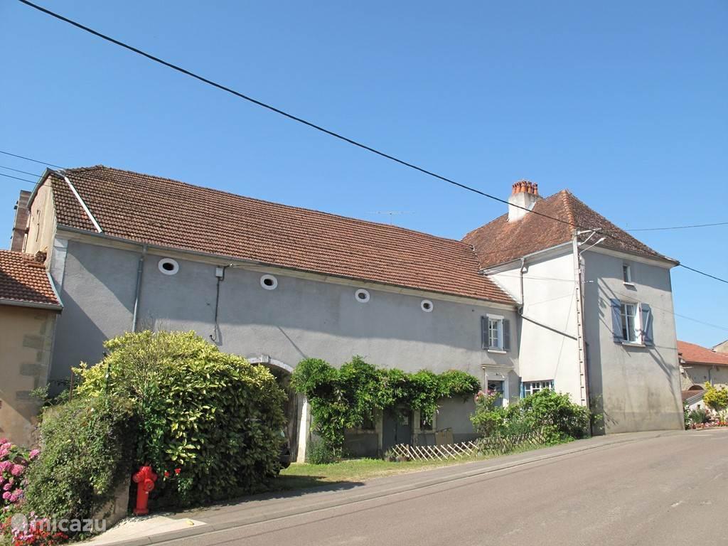 Vakantiehuis Frankrijk, Franche-Comté, Vougécourt boerderij La Digue