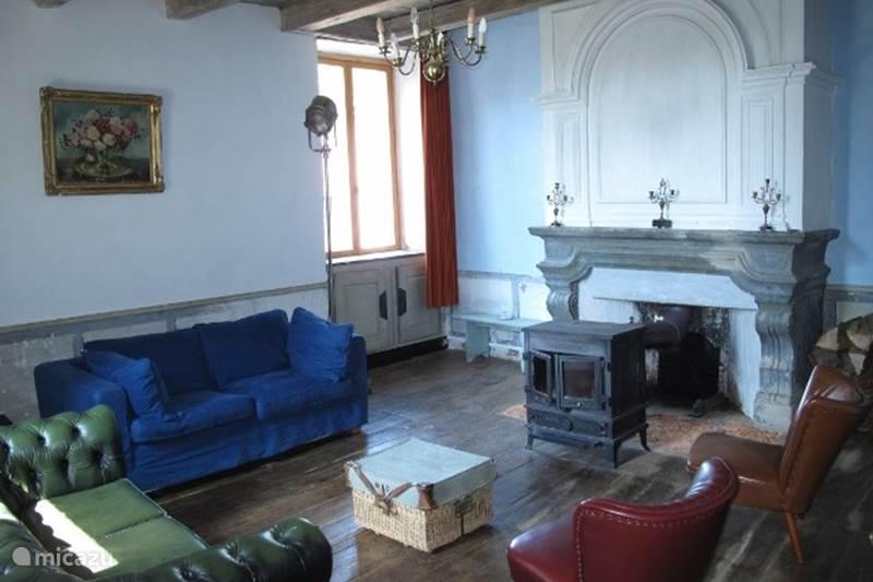 Vakantiehuis Frankrijk, Haute-Saône, Vougécourt Boerderij La Digue