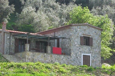 Vakantiehuis Italië, Campanië, San Giovanni a Piro vakantiehuis Campaniacasa  La Pergola