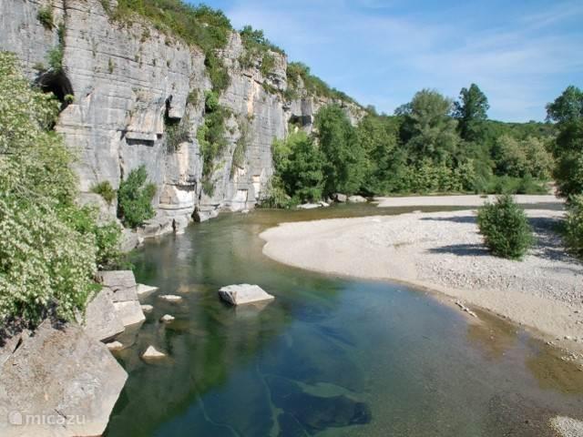 Vakantiehuis Frankrijk, Ardèche, Saint-Alban-Auriolles Vakantiehuis Le Rendez-Vous