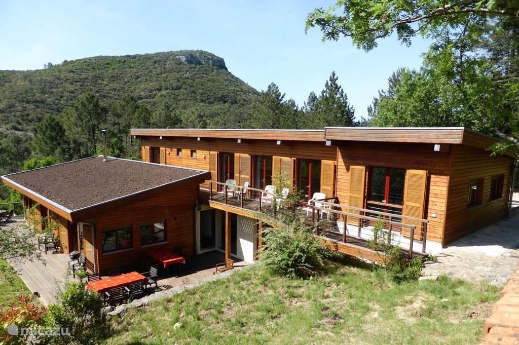 Vacation rental France, Languedoc-Roussillon, Anduze villa Villa Boiler Anduze