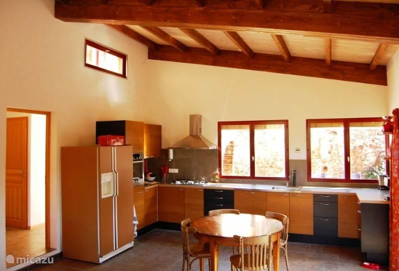 Keuken hoofdwoning