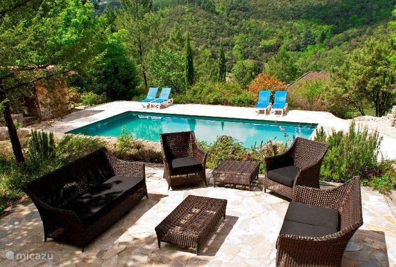 Vakantiehuis Frankrijk, Languedoc-Roussillon, Anduze Villa Villa Ketel Anduze