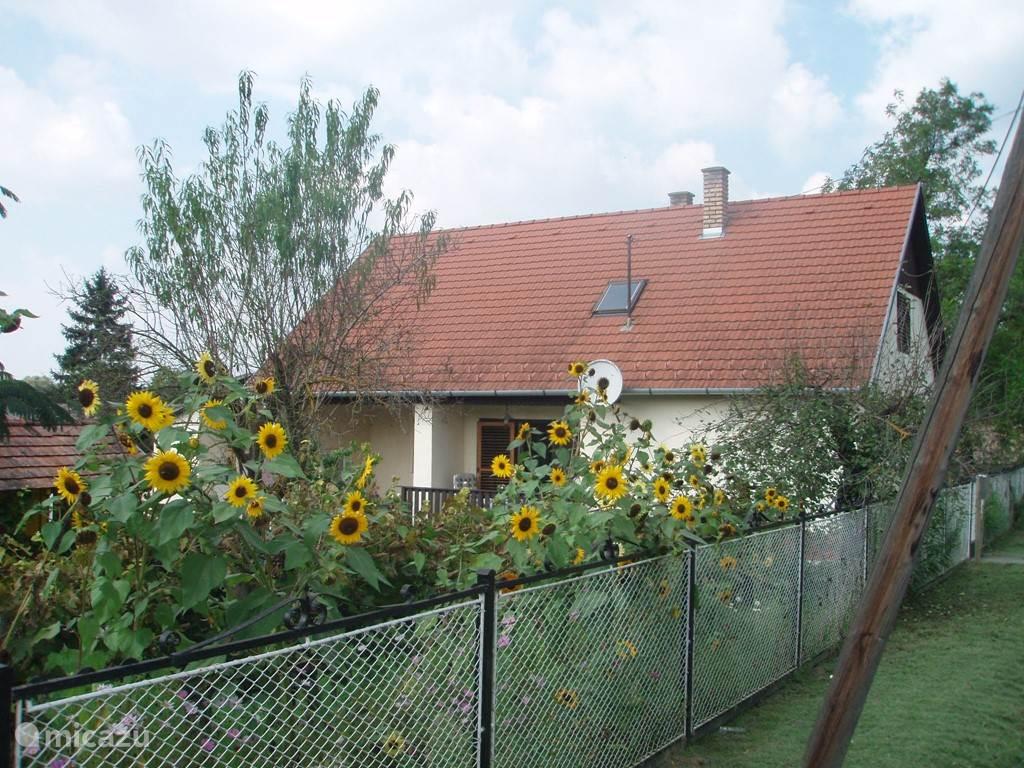 Vakantiehuis Hongarije, Balatonmeer, Gyugy vakantiehuis Nachtegaalhof