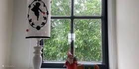 een mooi raam