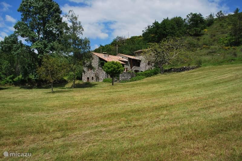Vakantiehuis Frankrijk, Ardèche, Darbres Vakantiehuis Le Rancho