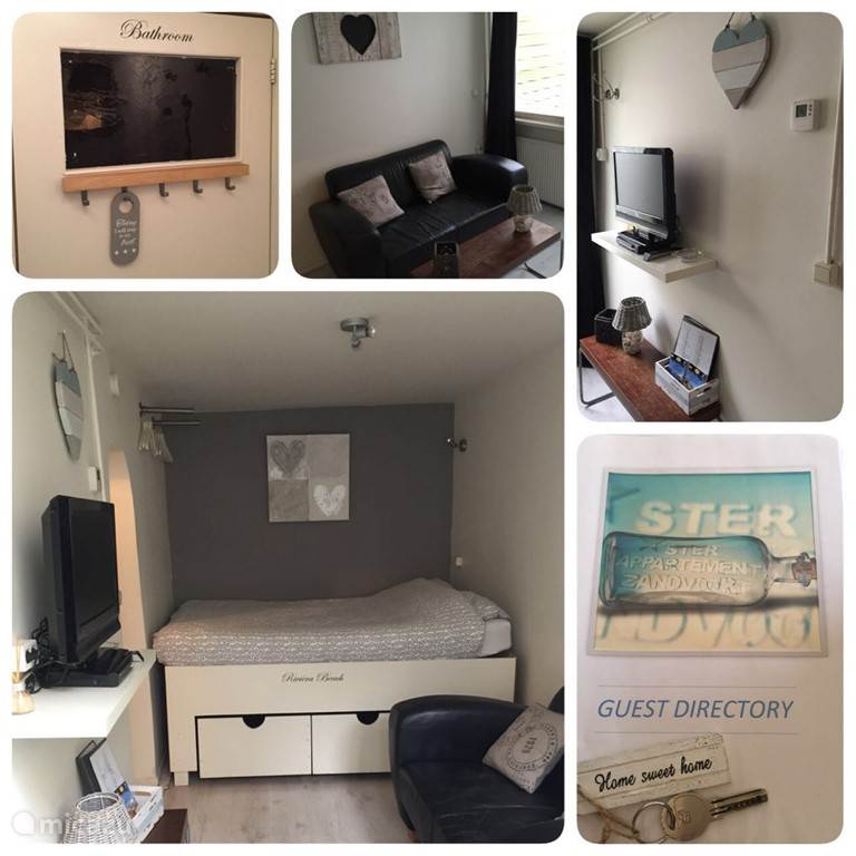 Vakantiehuis Nederland, Noord-Holland, Zandvoort Studio SteR Studio Zandvoort