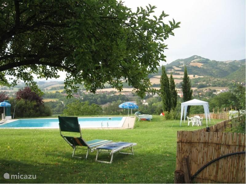 Vakantiehuis Italië, Marche, Acqualagna Vakantiehuis Arezzo BigFamilyApt byCamaggioNuovo