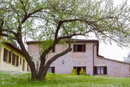 Vakantiehuis Italië, Marche, Acqualagna vakantiehuis Urbino Studio Apt By Camaggionuovo