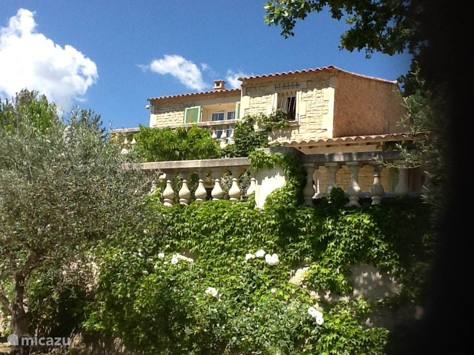 Vacation rental France, Alpes-de-Haute-Provence, Mallefougase - villa Mas La Forestiere