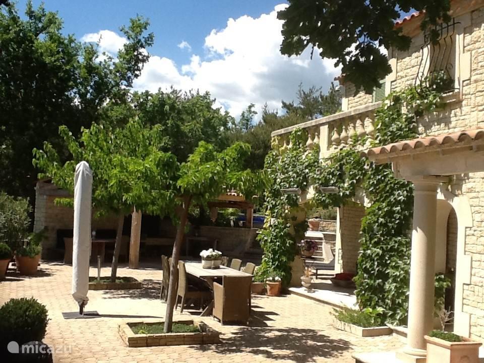 Vakantiehuis Frankrijk, Alpes-de-Haute-Provence, Mallefougase Villa Mas La Forestiere