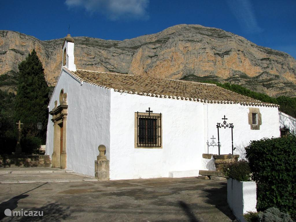 La Ermita, Montgo.