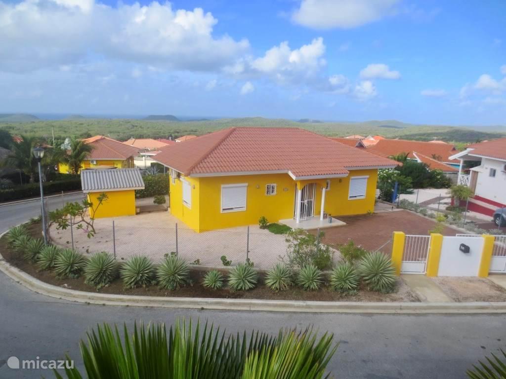 Vakantiehuis Curaçao, Banda Abou (west), Fontein villa Casita Sarita