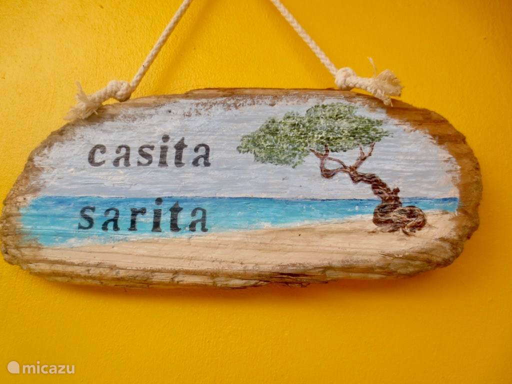 Vacation rental Curaçao, Banda Abou (West), Fontein Villa Casita Sarita