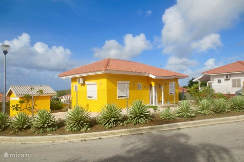 Vacation rental Curaçao, Banda Abou (West), Fontein Villa Casita Sarita