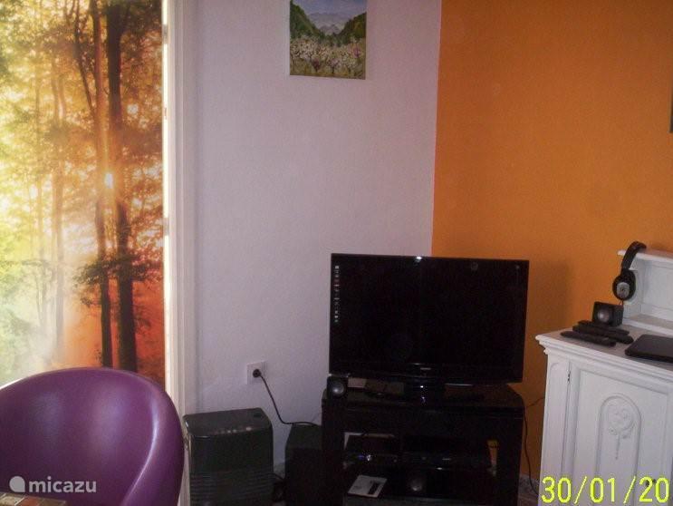 tv hoek woonkamer