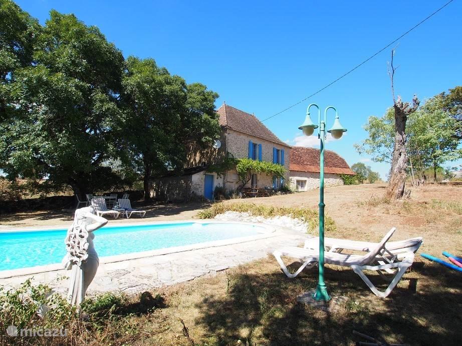 Vakantiehuis Frankrijk, Lot, Labastide-Murat Boerderij Cambajou