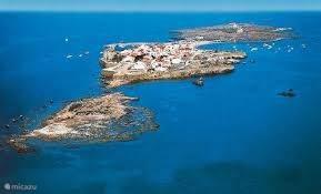 Vaar met de boot naar eiland Tabarca