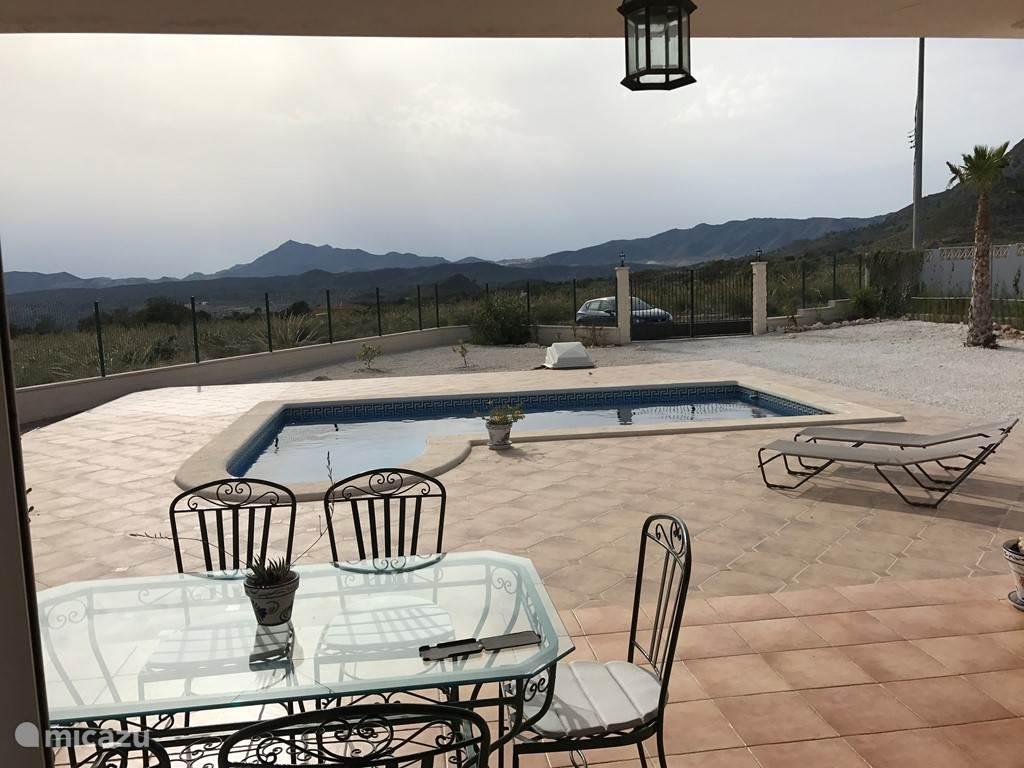 Vacation rental Spain, Costa Blanca, Macisvenda Villa Casa Blanca Delicioso
