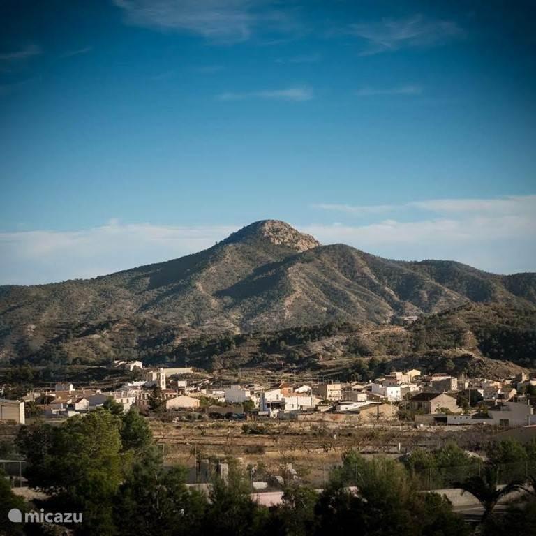 Het dorp Masisvenda op 2 minuten afstand.