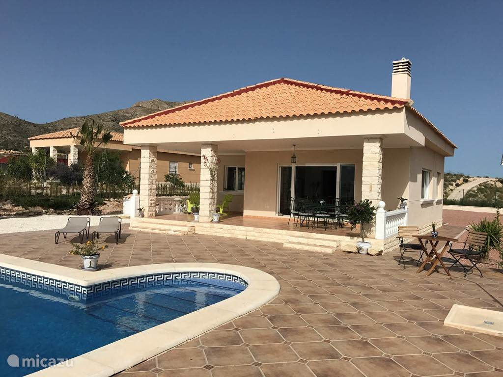 Lovely quiet villa with private pool, terrace and stunning scenery.