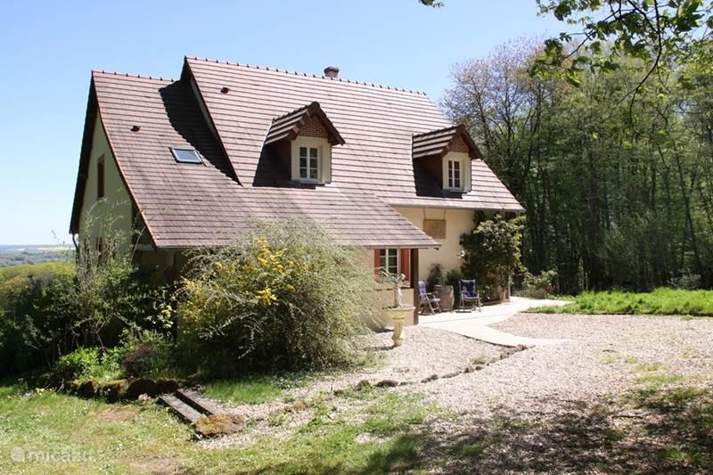 Vakantiehuis Frankrijk, Cher, Neuvy-Deux-Clochers Vakantiehuis Le Grenier de Neuvy (Sancerre)