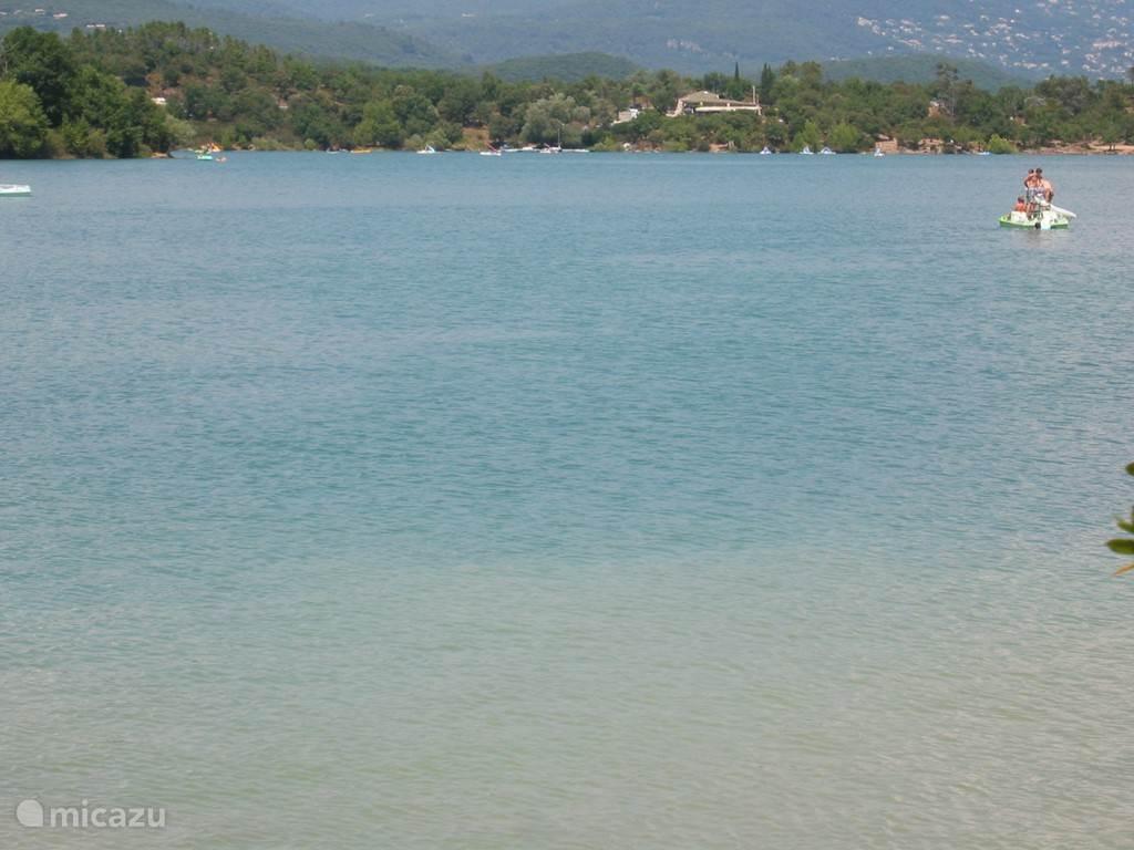 Lac de st Cassien