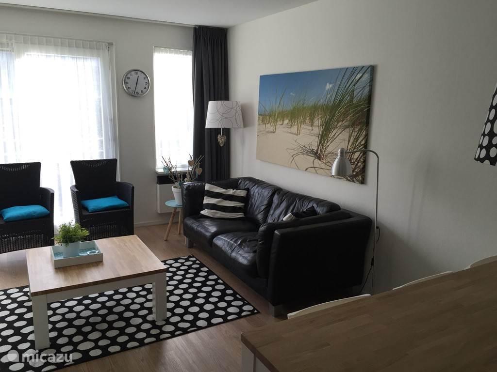 Vakantiehuis Nederland, Ameland, Hollum - appartement Appartement Anker